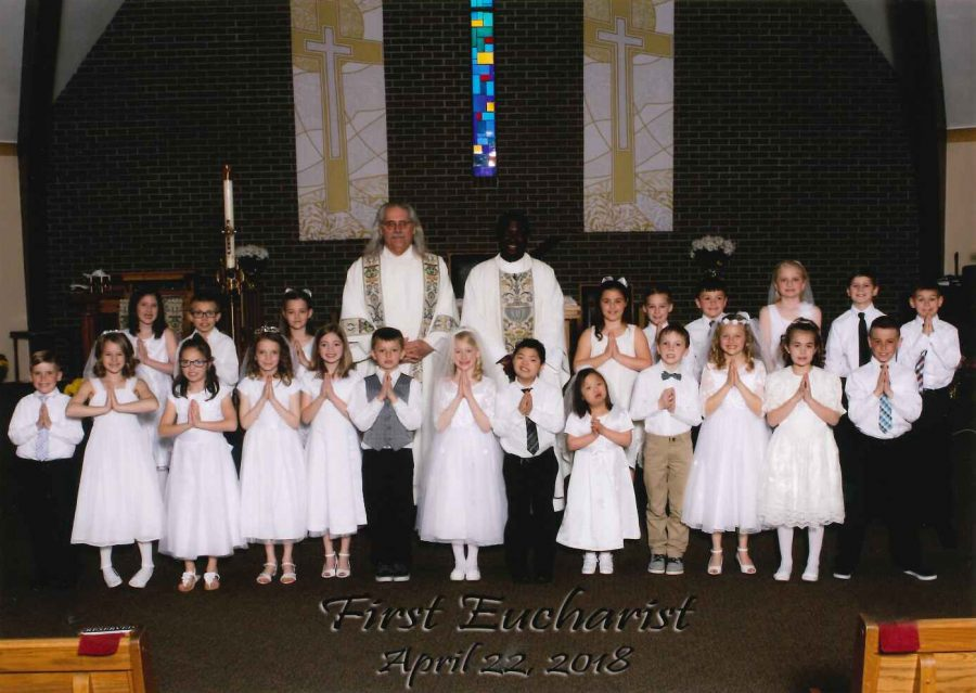 1st Communion 2018
